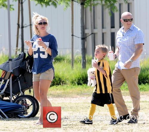Britney Spears and Jayden James Federline 18