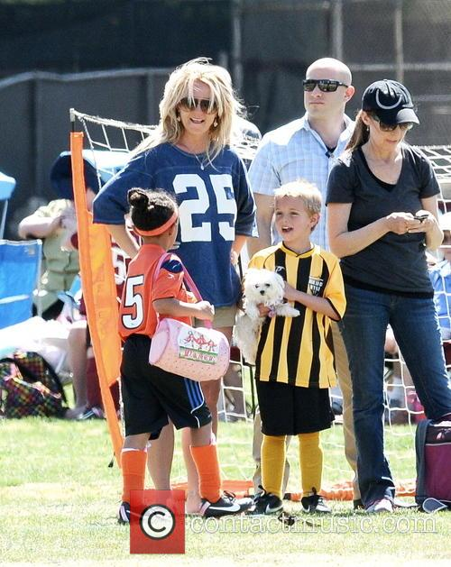 Britney Spears and Jayden James Federline 19