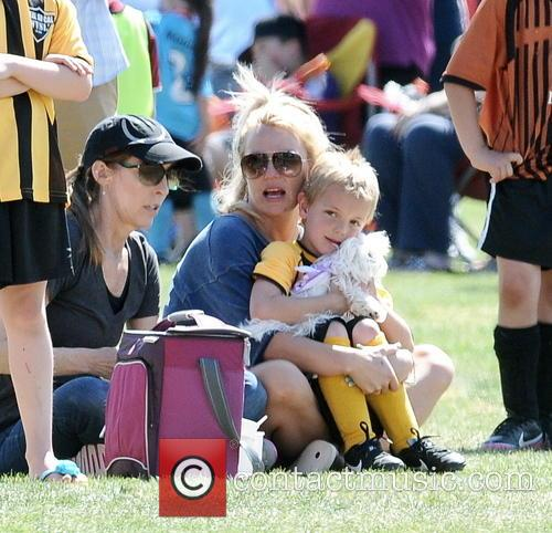Britney Spears and Jayden James Federline 21