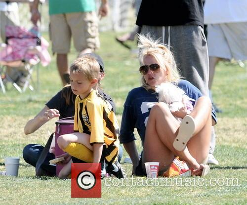 Britney Spears and Jayden James Federline 23