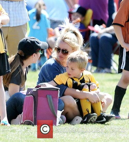 Britney Spears and Jayden James Federline 24