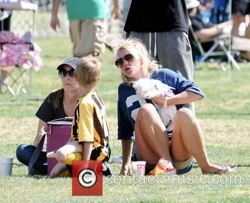 Britney Spears and Jayden James Federline 25