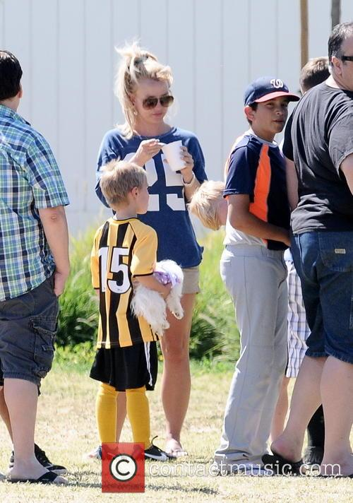 Britney Spears and Jayden James Federline 27
