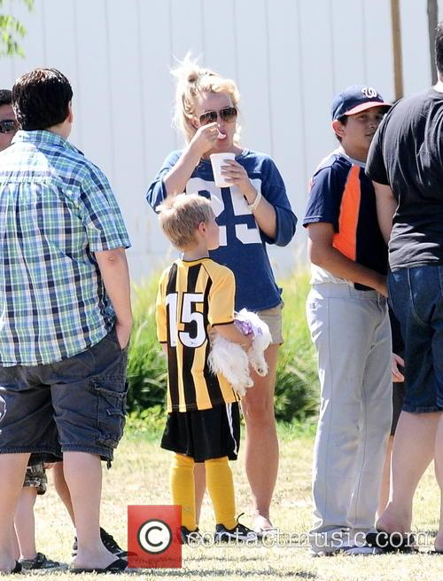 Britney Spears and Jayden James Federline 28