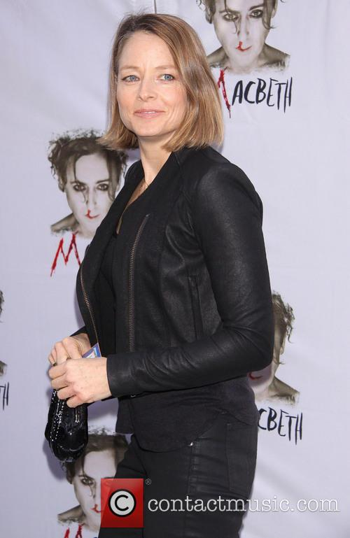 jodie foster broadway opening night for macbeth 3620479