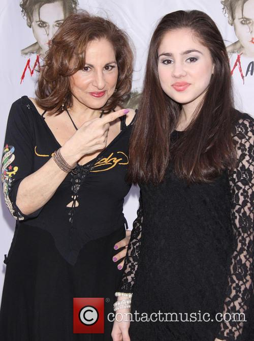 Kathy Najimy and Samia Finnerty 2