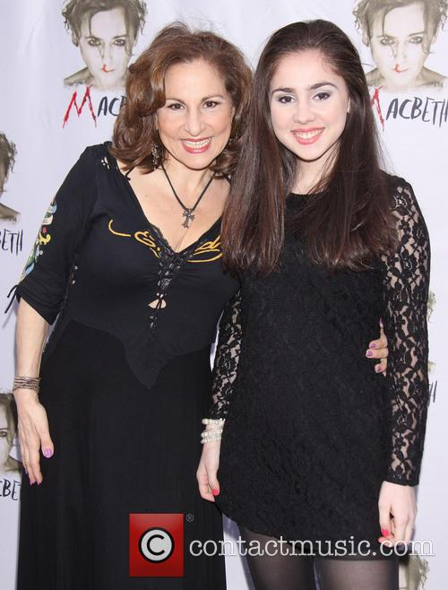 Kathy Najimy and Samia Finnerty 1