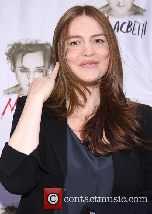 Saffron Burrows 7