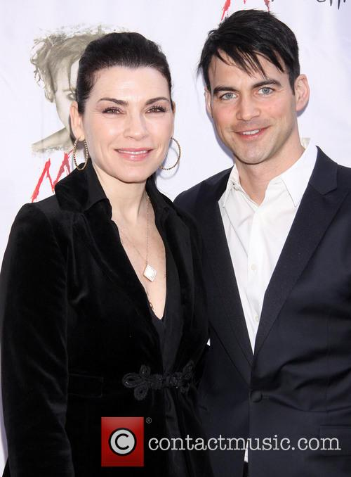 Julianna Margulies and Keith Lieberthal 4