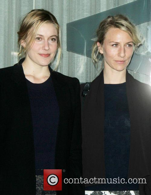 Greta Gerwig and Mickey Summer 1