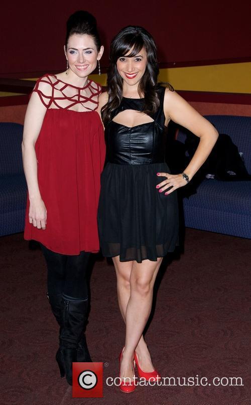 Adrienne Wilkinson and Victoria Cruz 1