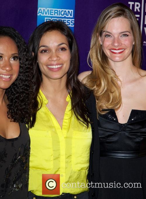 Tracie Thoms, Rosario Dawson and Adrienne Wilkinson 2