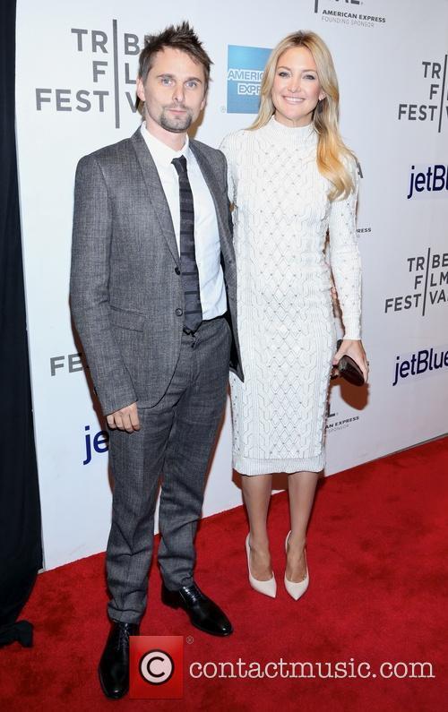 Matt Bellamy and Kate Hudson 2