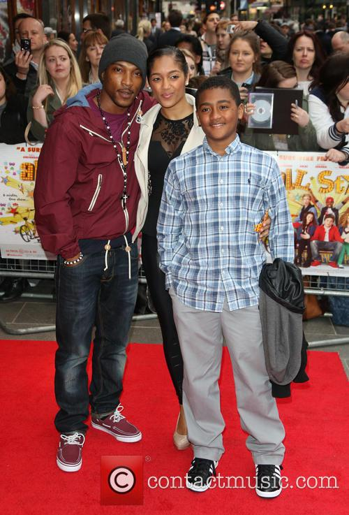 Ashley Walters, Natalie Williams and Guest 3