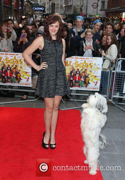 Ashleigh Butler and Pudsey 4