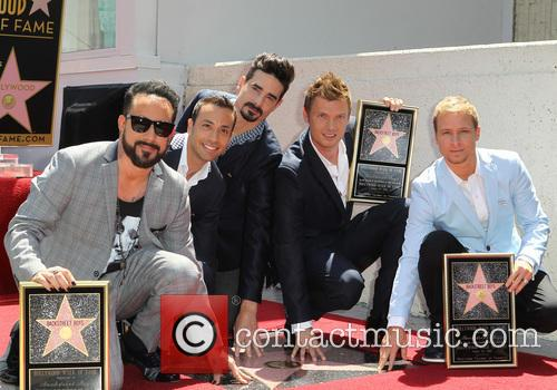 AJ McLean, Brian Littrell, Howie Dorough, Kevin Richardson, Nick Carter and Of The Backstreet Boys 9
