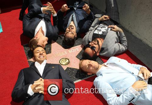 AJ McLean, Brian Littrell, Howie Dorough, Kevin Richardson, Nick Carter and Of The Backstreet Boys 10
