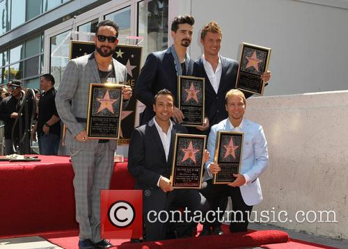 AJ McLean, Brian Littrell, Howie Dorough, Kevin Richardson, Nick Carter and Of The Backstreet Boys 12