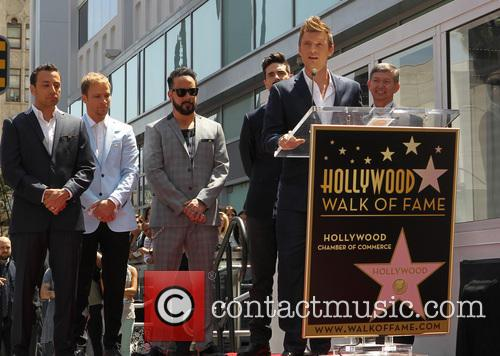 AJ McLean, Brian Littrell, Howie Dorough, Kevin Richardson, Nick Carter and Of The Backstreet Boys 13