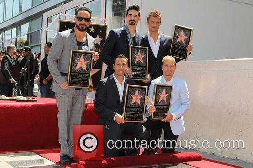 aj mclean brian littrell howie dorough kevin richardson nick carter of 3621413