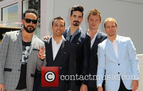 AJ McLean, Brian Littrell, Howie Dorough, Kevin Richardson, Nick Carter and Of The Backstreet Boys 17