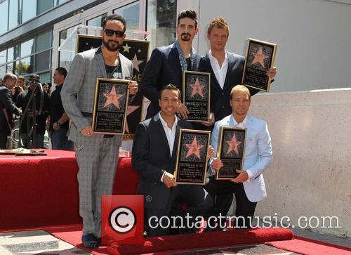 AJ McLean, Brian Littrell, Howie Dorough, Kevin Richardson, Nick Carter and Of The Backstreet Boys 18