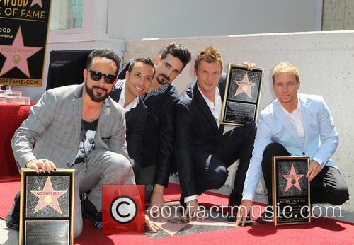 AJ McLean, Brian Littrell, Howie Dorough, Kevin Richardson, Nick Carter and Of The Backstreet Boys 19