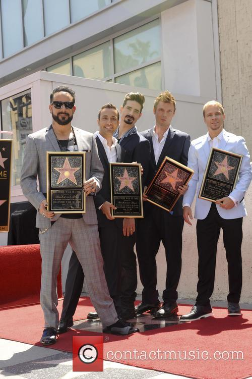 AJ McLean, Brian Littrell, Howie Dorough, Kevin Richardson, Nick Carter, The Backstreet Boys
