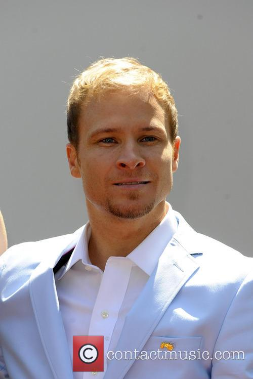 Brian Littrell and The Backstreet Boys 8