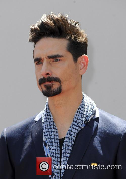 Kevin Richardson and The Backstreet Boys 1