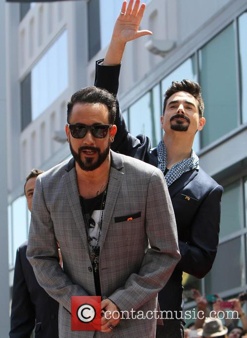 Kevin Richardson and Aj Mclean 4
