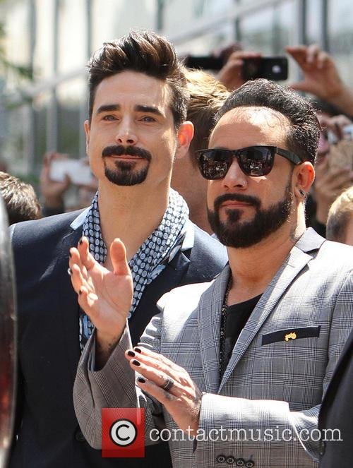 Kevin Richardson and Aj Mclean 5