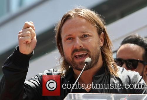 The Backstreet Boys, Max Martin, Hollywood Blvd