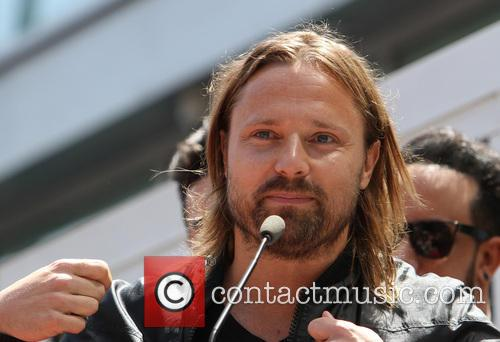 The Backstreet Boys and Max Martin 11