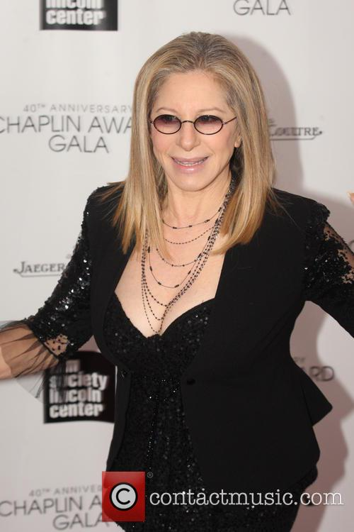 Barbra Streisand, Film  society of Lincoln Center