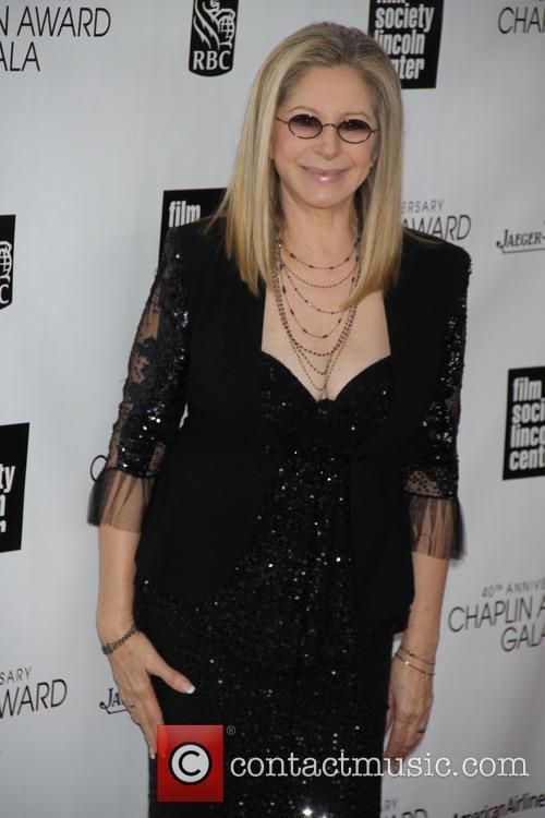 Barbra Streisand, Avery Fisher Hall