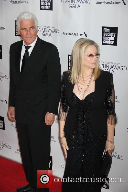 James Brolin and Barbra Streisand 2
