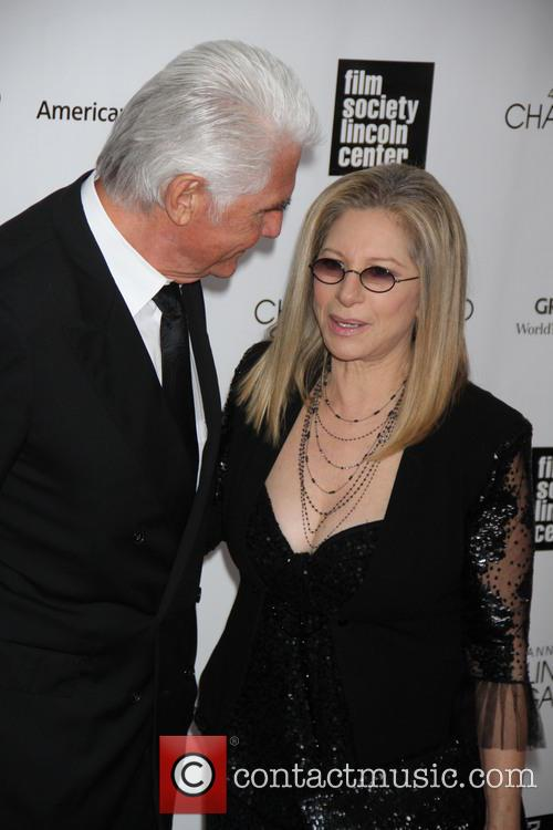 James Brolin and Barbra Streisand 3