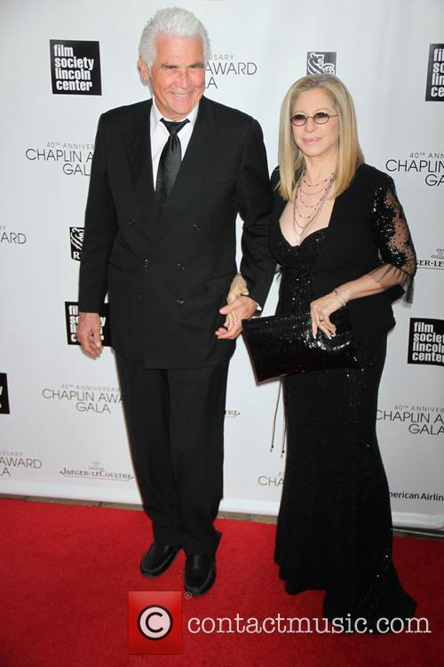 James Brolin and Barbra Streisand 4