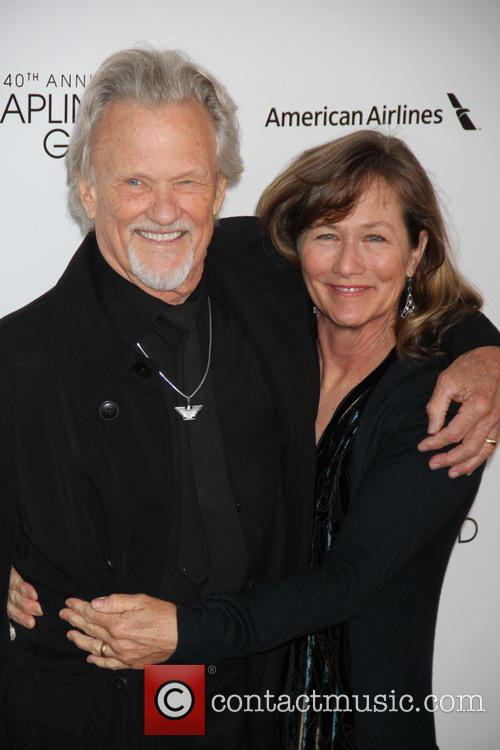 Kris Kristofferson and Lisa Kristofferson 3