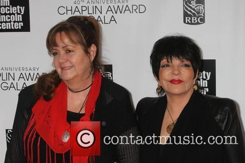 Liza Minnelli and Tina Nina Minnelli 1