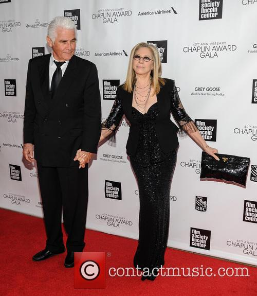 James Brolin and Barbara Streisand 5