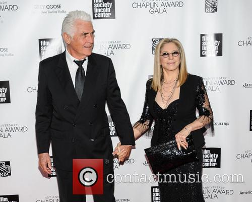 James Brolin and Barbara Streisand 6