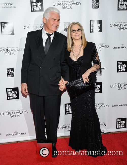 James Brolin and Barbara Streisand 7