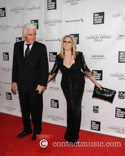 James Brolin and Barbara Streisand 8