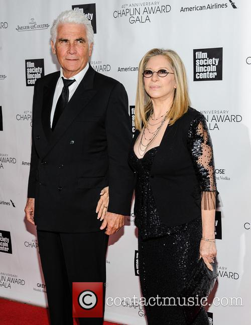 James Brolin and Barbara Streisand 9