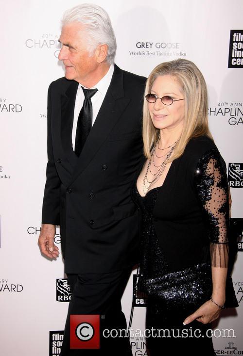 James Brolin and Barbra Streisand 5