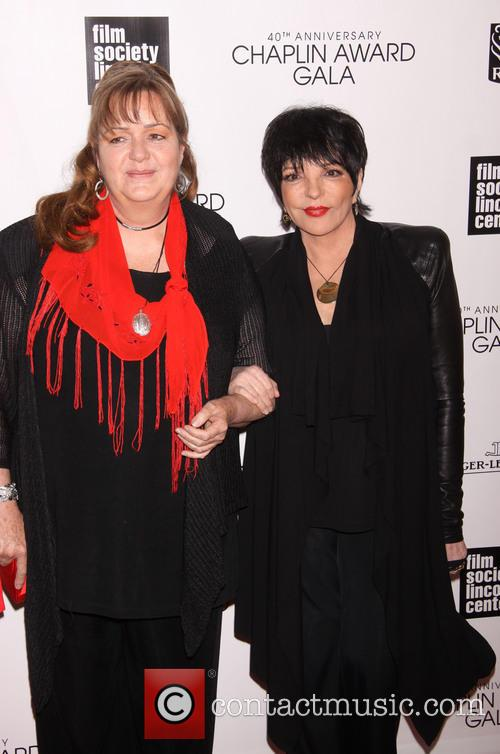 Tina Minnelli and Liza Minnelli 1