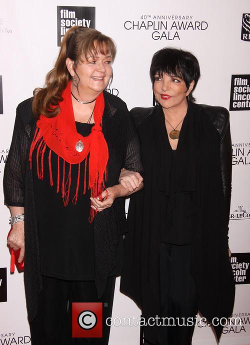 Tina Minnelli and Liza Minnelli 2