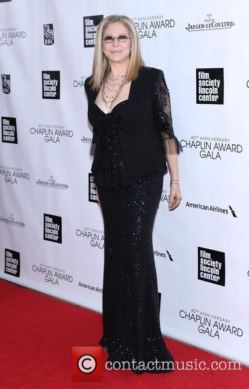 Barbra Streisand, Lincoln Center
